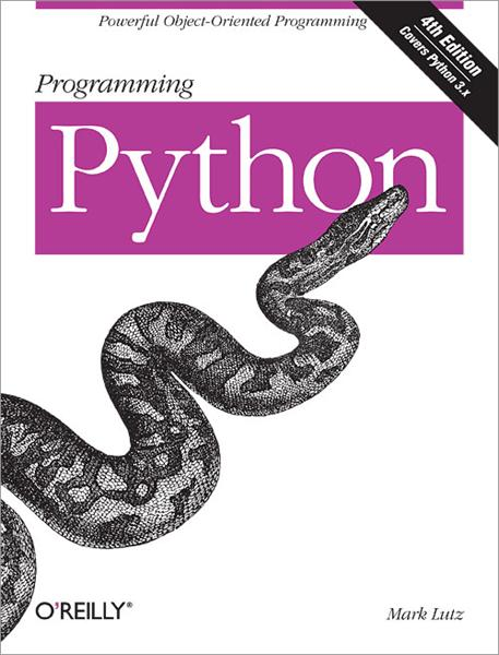 Programming Python, Fourth Edition