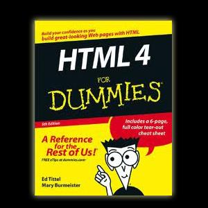 HTML 4 for Dummies 5th Edition
