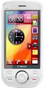 K-Touch E62 Mobile
