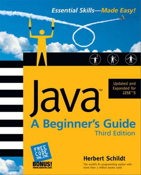 Java A Beginners Guide 3rd Edition