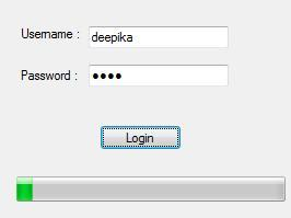 Sample Login Form