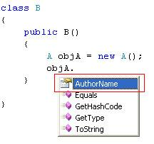 Image 2 - Accessing A Property of an Object
