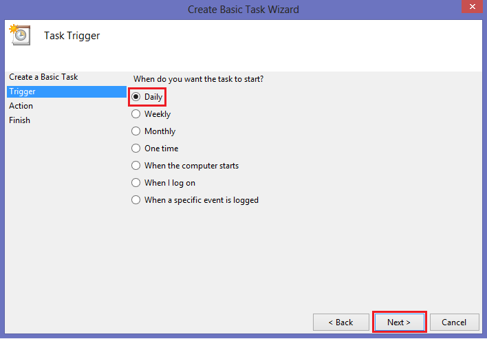 Scheduled Task Wizard2