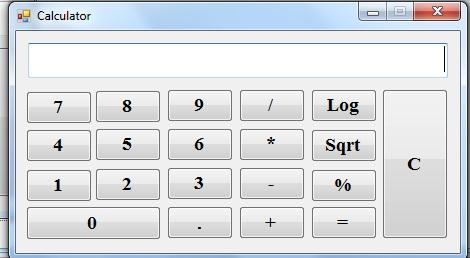 Calculator in VB.Net