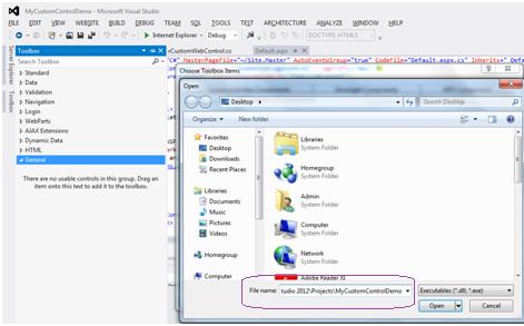 navigate root folder
