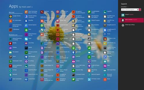 windows 8.1 view
