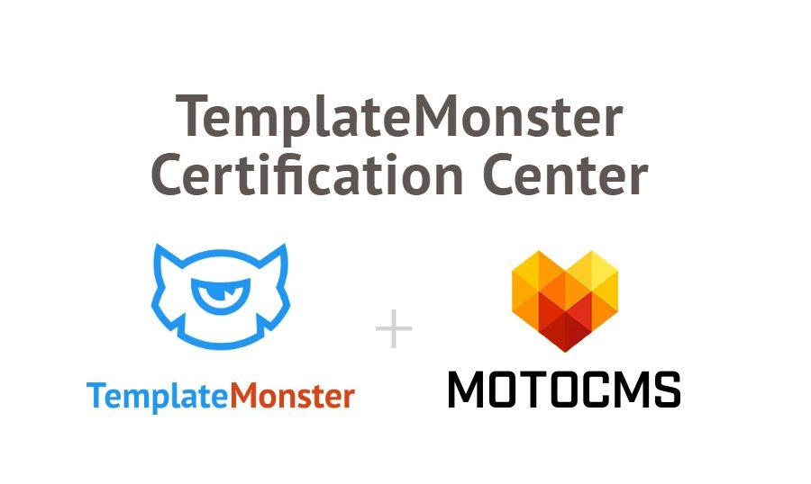 Template Monster Certification Center