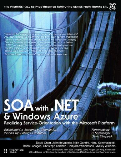 SOA with .NET and Windows Azure
