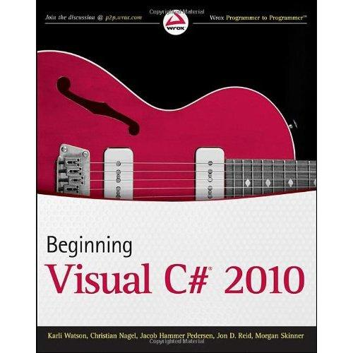 Beginning Visual C# 2010