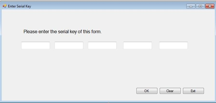Password Protected Form in VB.Net